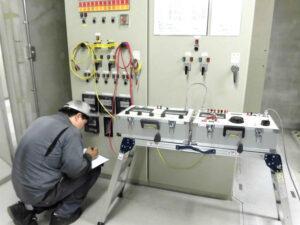 発電機動作試験